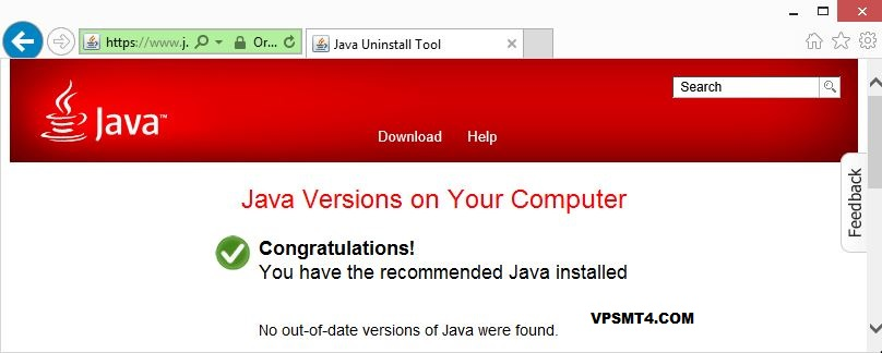 How to access your VPS using VNC (Java VNC)